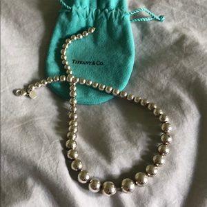 Tiffany Ball Necklace